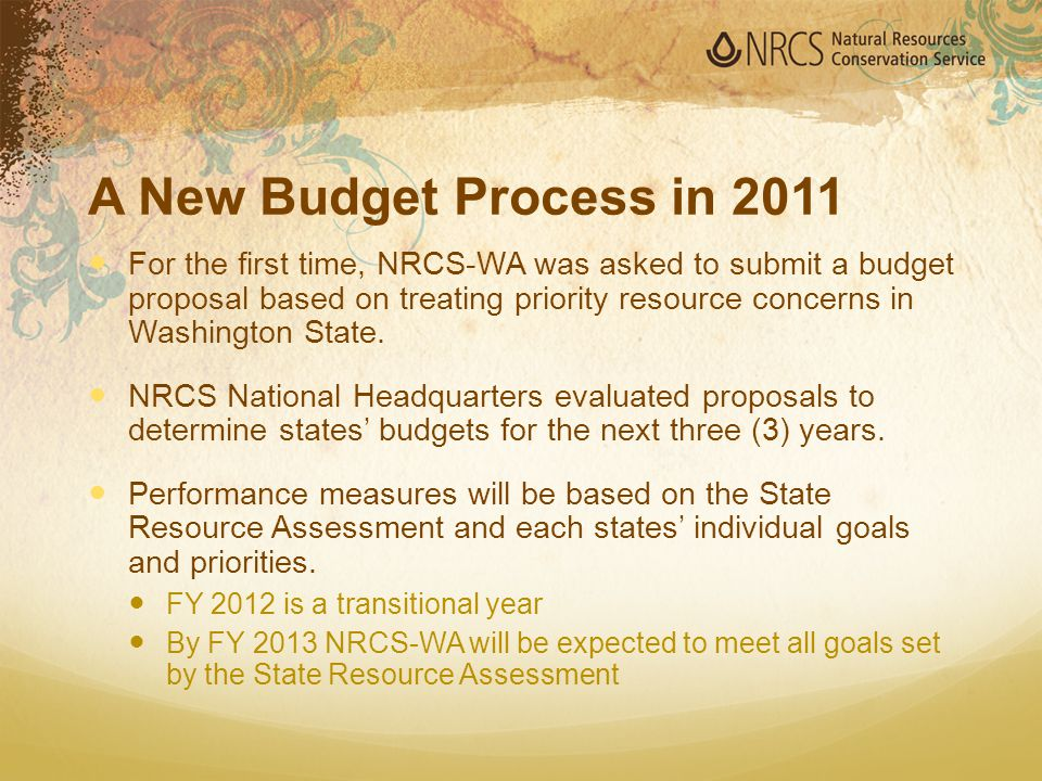 The Future of Funding Stakeholder support and participation in the SRA continues to be very important.
