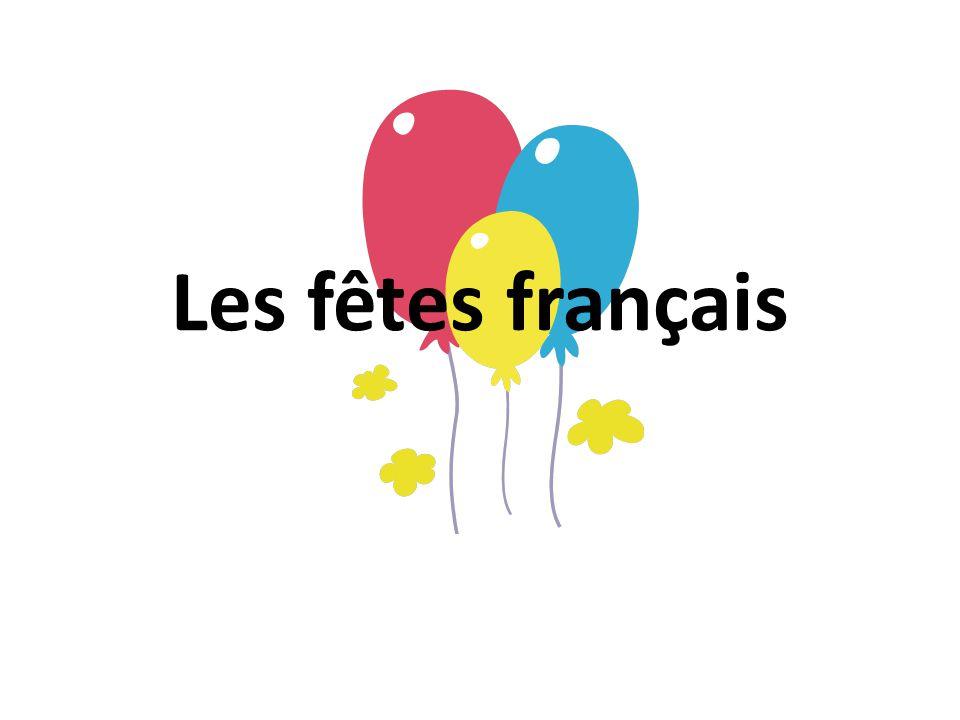 Les fêtes français