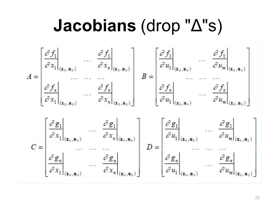 Jacobians (drop