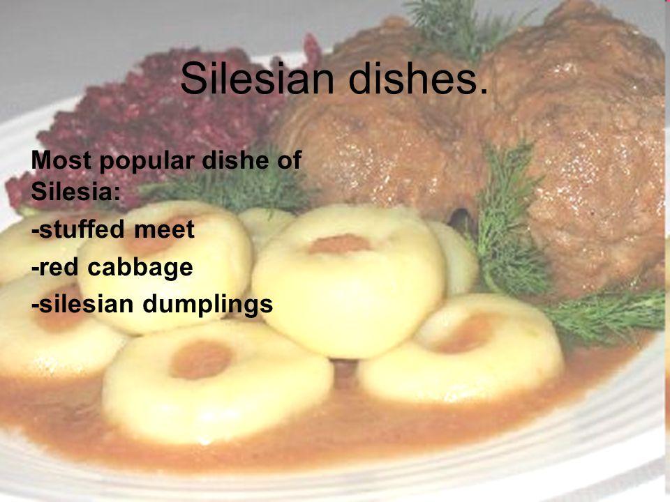 Silesian soup.