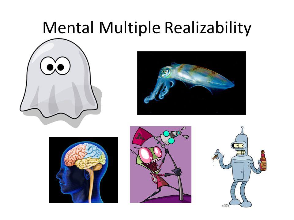 Mental Multiple Realizability