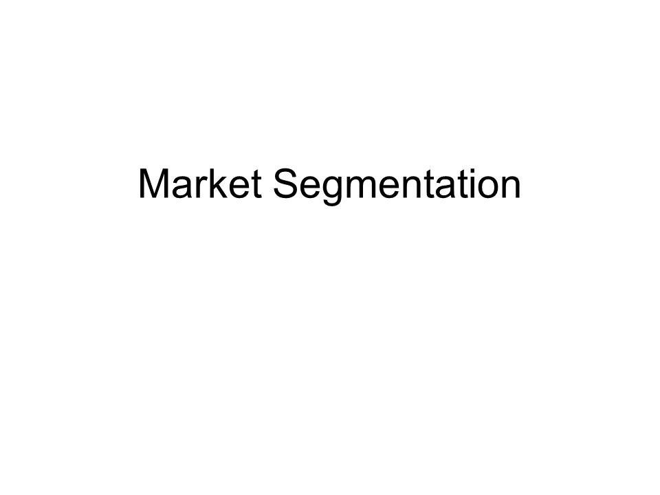 Market consist of buyers.