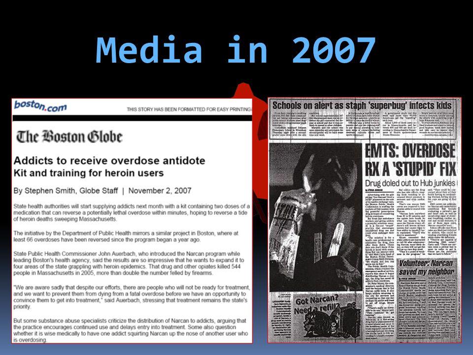 Media in 2007