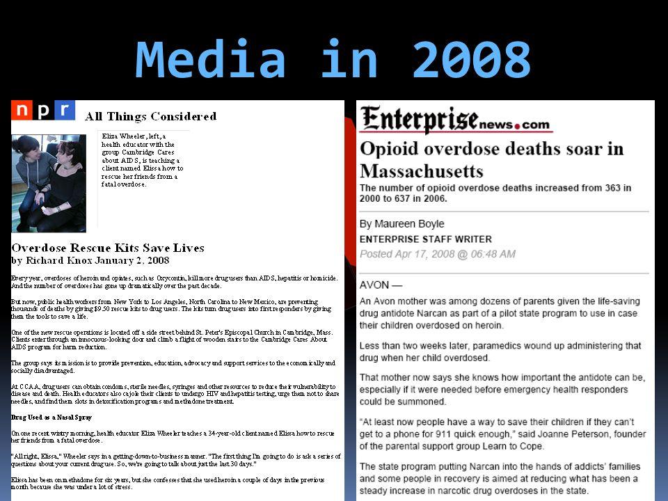 Media in 2008