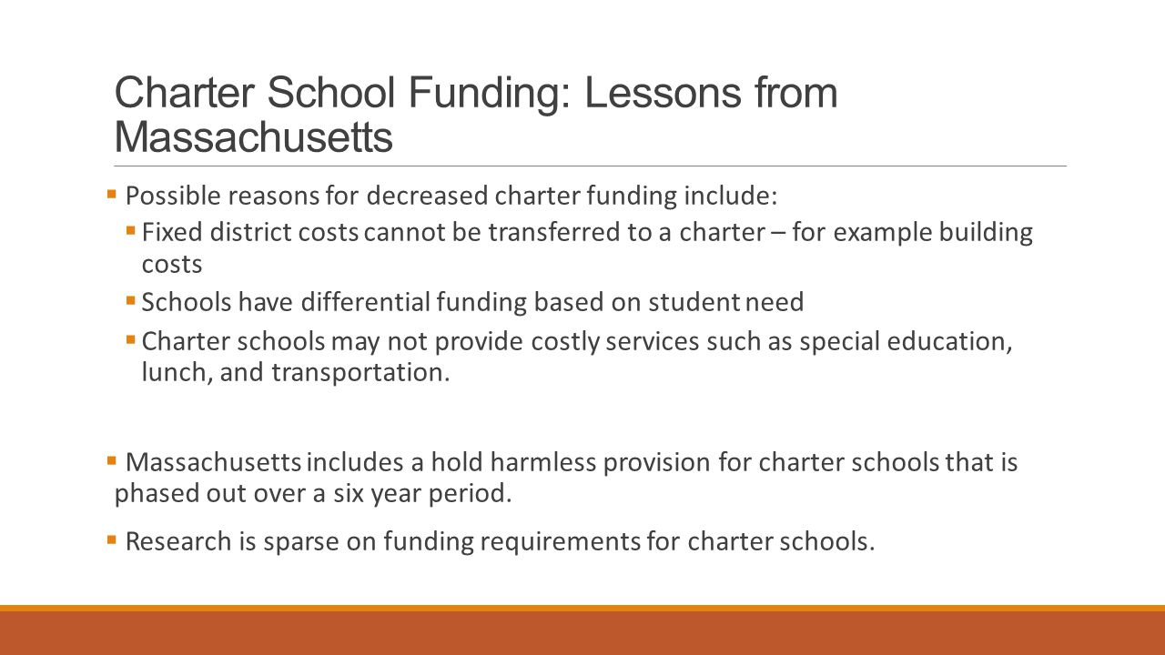 Concluding Thoughts  The funding formula needs to be based on a rational cost basis and allocated based on student units and linked to student performance goals.