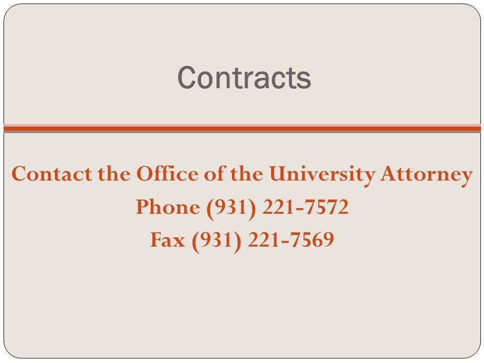 Anita McKnight (931) 221-7694 mcknighta@apsu.edu PO Box 4635 Contracts