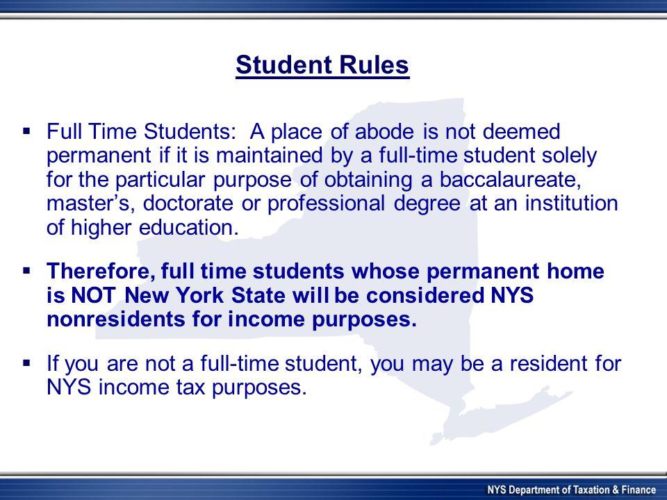 Nonresident of NYC do not pay NYC taxes Joy Kim