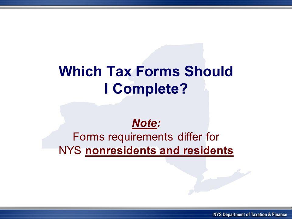 Information from Form 1042-S – Treaty exempt amounts do not appear on the NYS income tax return xx-xxx6789 xxx-xx-0101