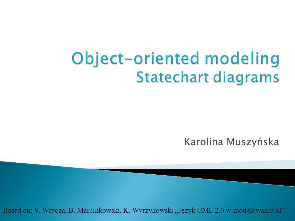 Karolina Muszyńska Based on: S. Wrycza, B. Marcinkowski, K.