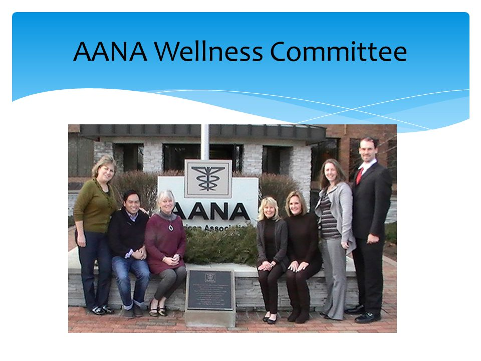 AANA Wellness Committee