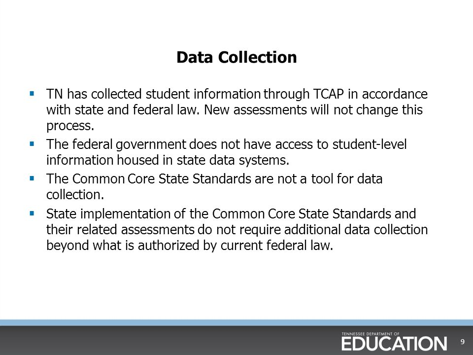 For additional resources and information, visit: www.TNCore.org www.ExpectMoreTN.org Or send questions to: TNCore.Questions@tn.govTNCore.Questions@tn.gov 10