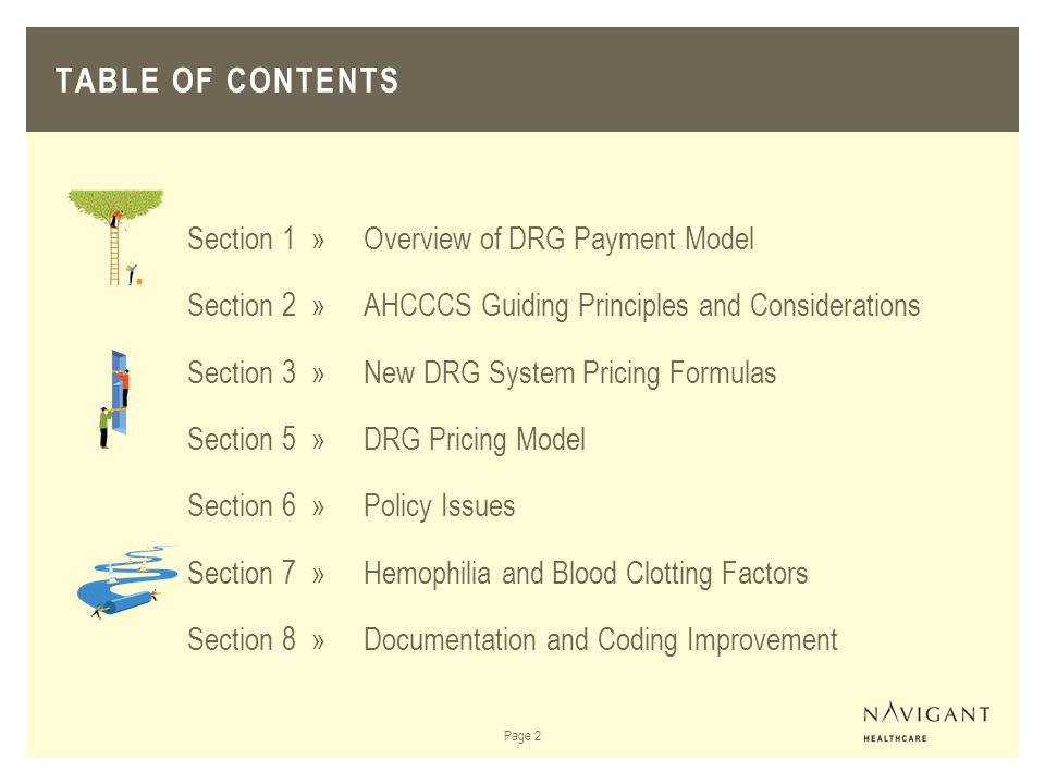 OVERVIEW OF DRG PAYMENT MODELS
