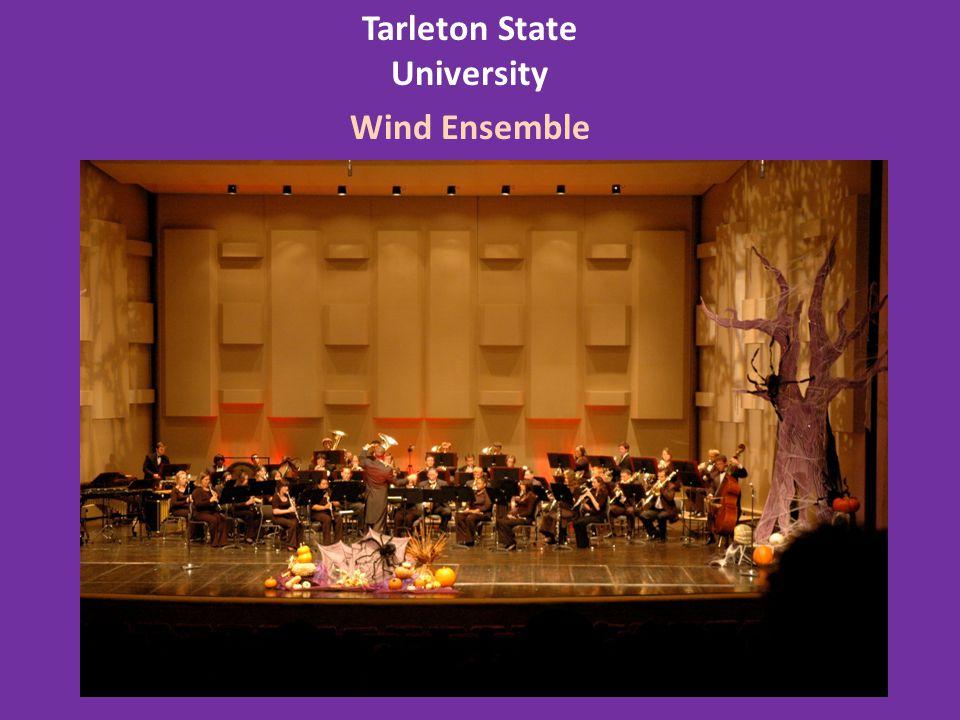 Tarleton State University Wind Ensemble