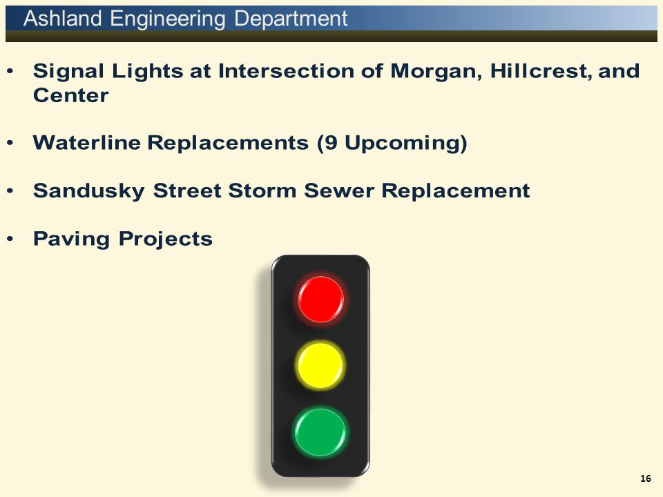 Ashland Engineering Department 16