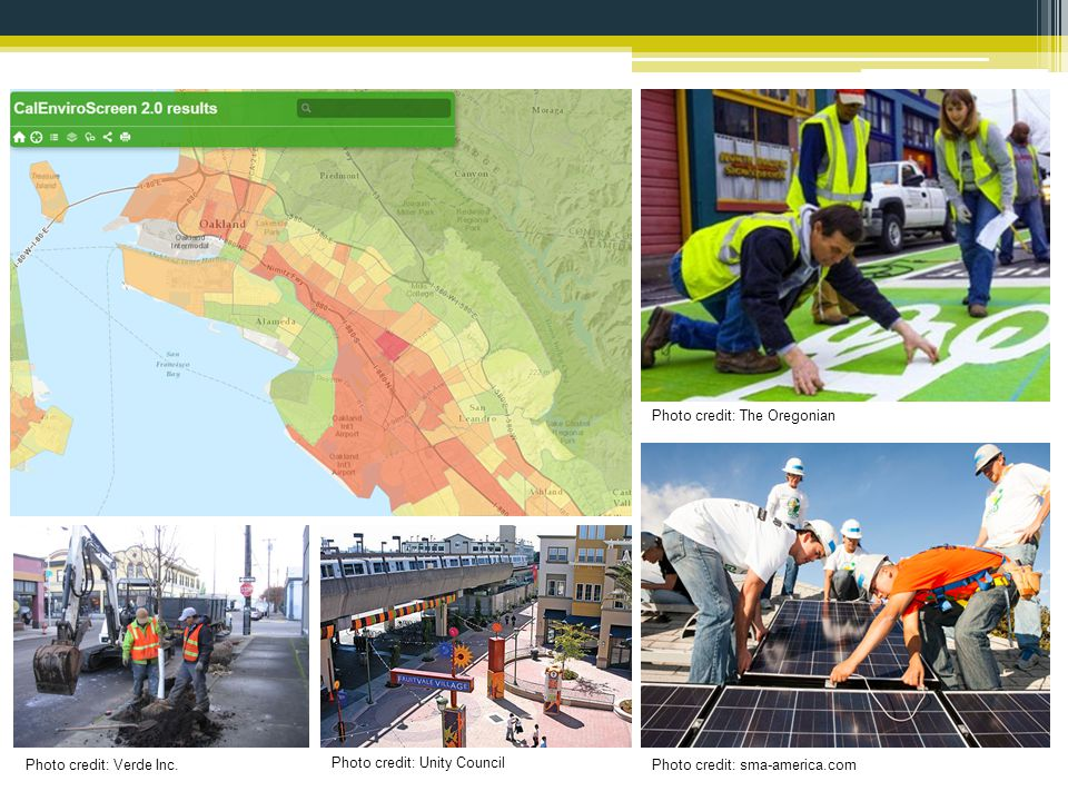 AB 32 SB 535 Ensuring Clean Air, Clean Energy and Revitalized Communities