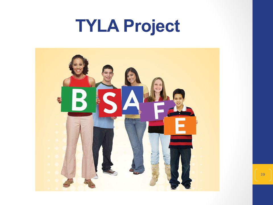 TYLA Project 39
