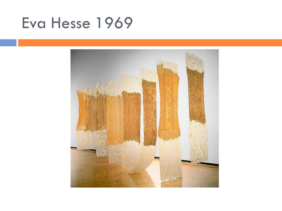 Eva Hesse 1969