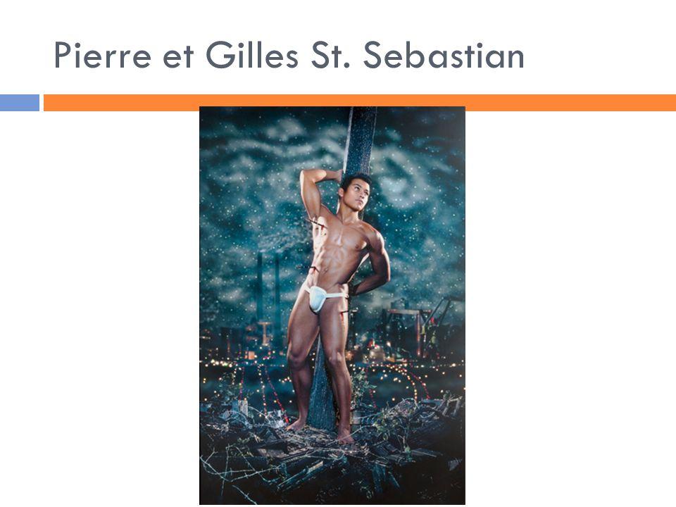 Pierre et Gilles St. Sebastian