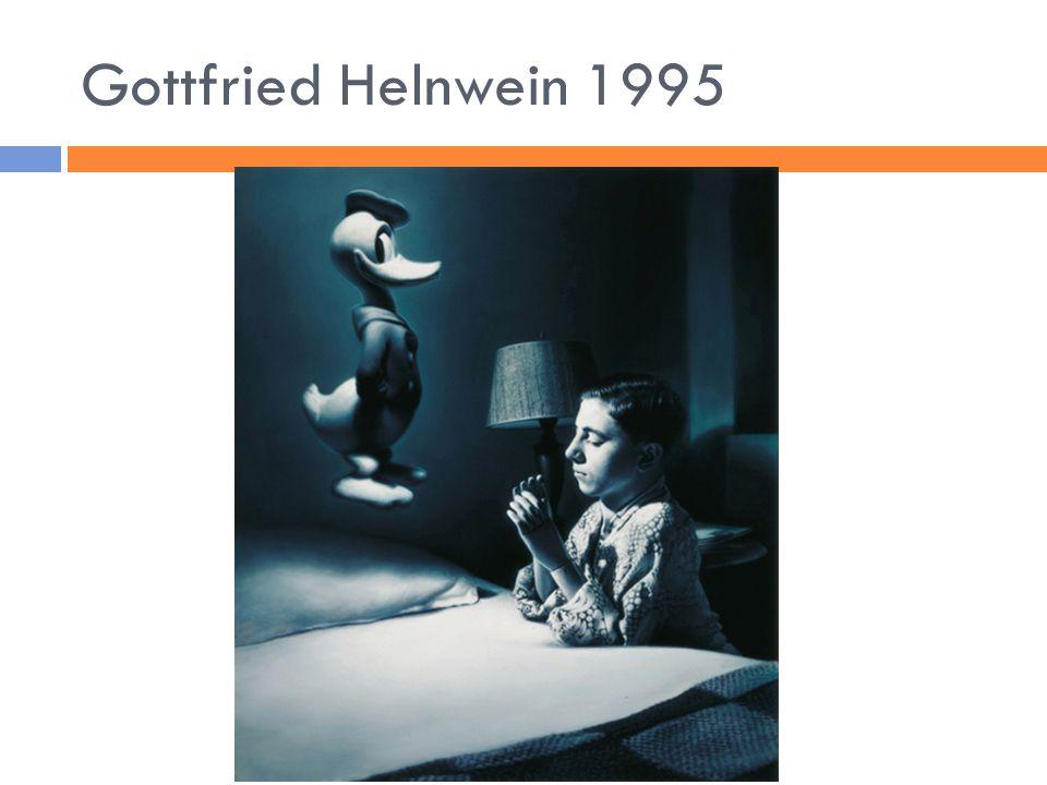 Gottfried Helnwein 1995