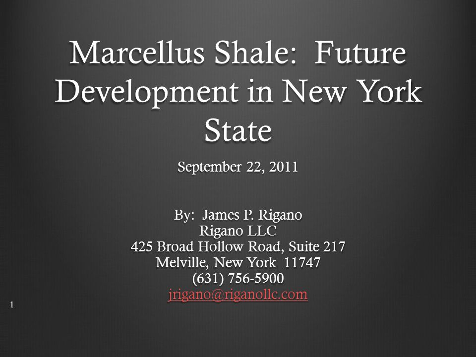What is the Marcellus Shale.Black Shale that holds huge amounts of natural gas.