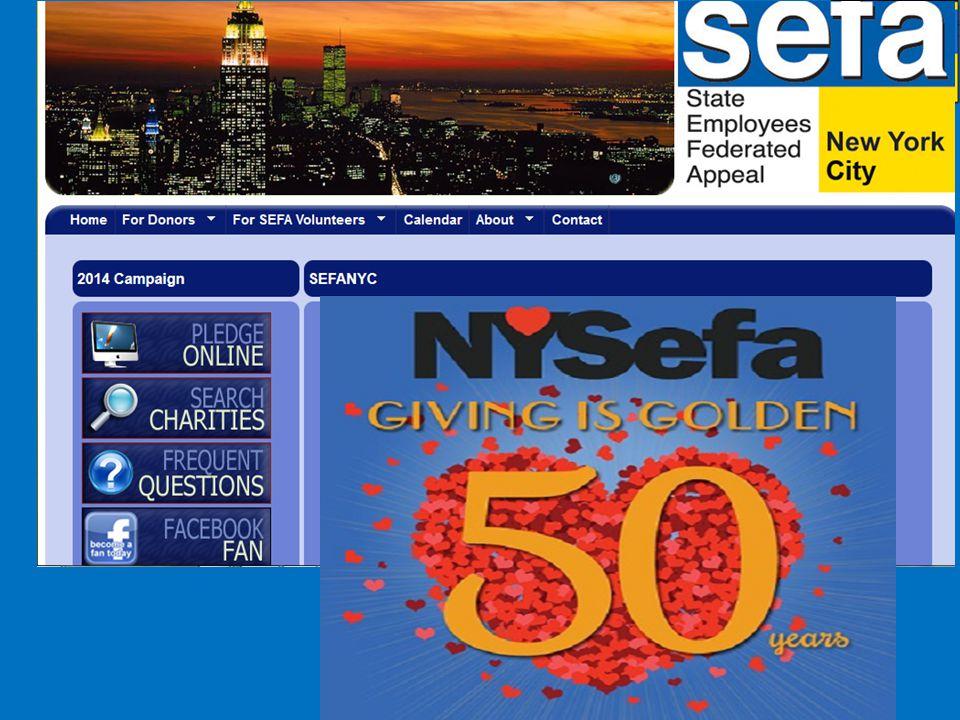 SEFANYC Website - www.sefanyc.org www.sefanyc.org