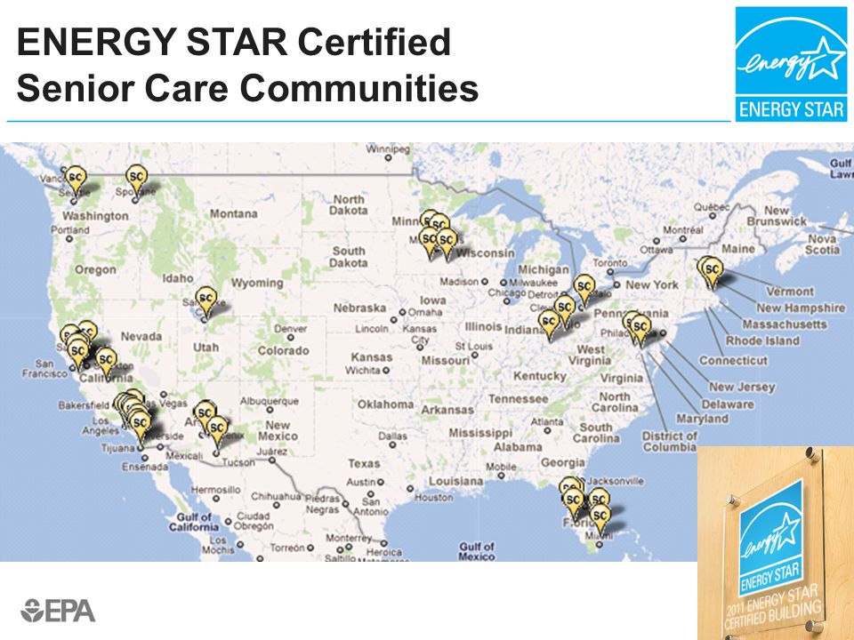 ENERGY STAR Certified Senior Care Communities