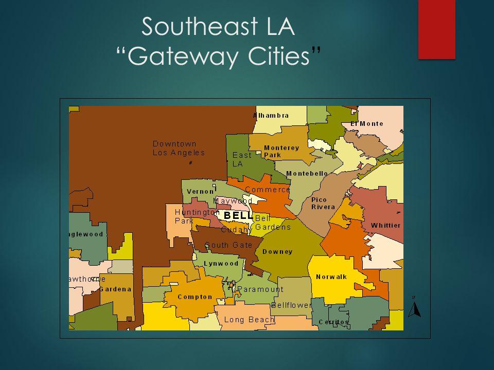 Southeast LA Gateway Cities