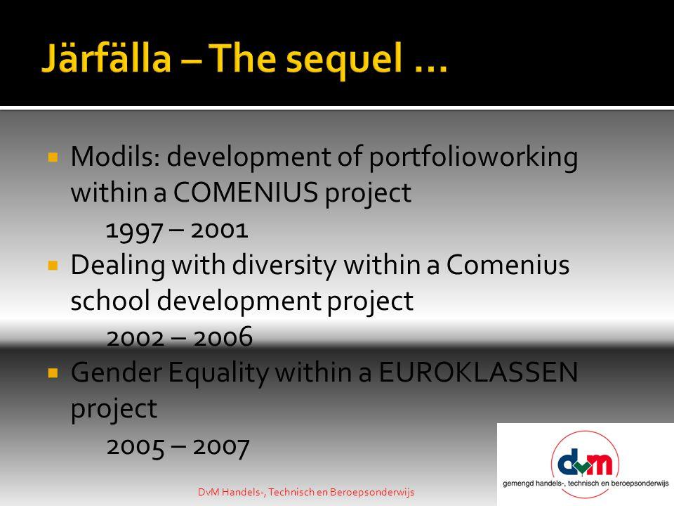 SPEED – spirit of entrepreneurship within a bilateral Comenius Language Project 2007 – 2009 New partner: KF Gymnasiet Stockholm DvM Handels-, Technisch en Beroepsonderwijs