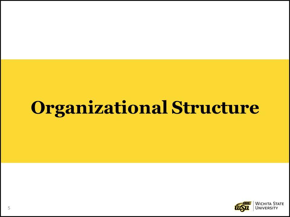 5 5 Organizational Structure