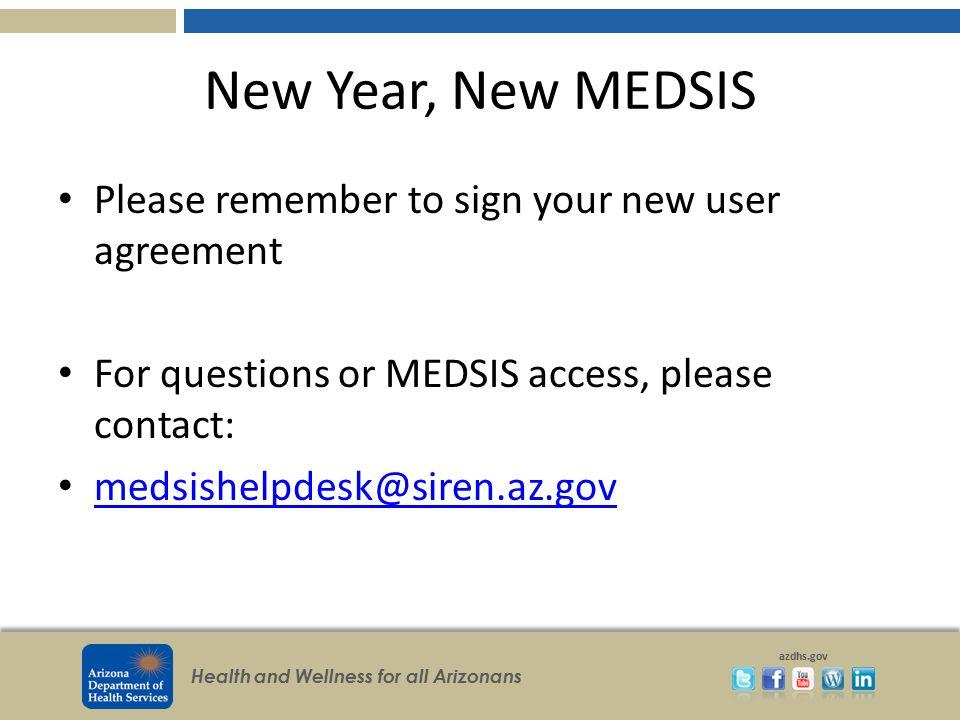 Health and Wellness for all Arizonans azdhs.gov H.