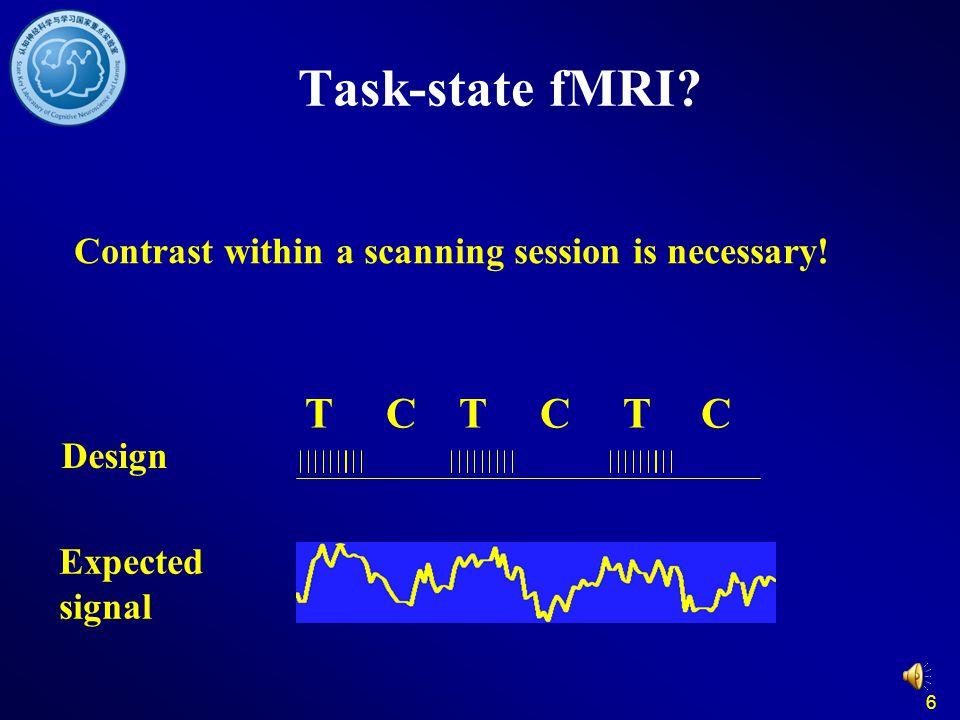 6 Task-state fMRI.