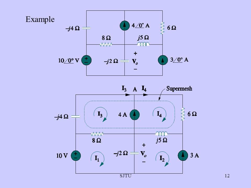 SJTU12 Example