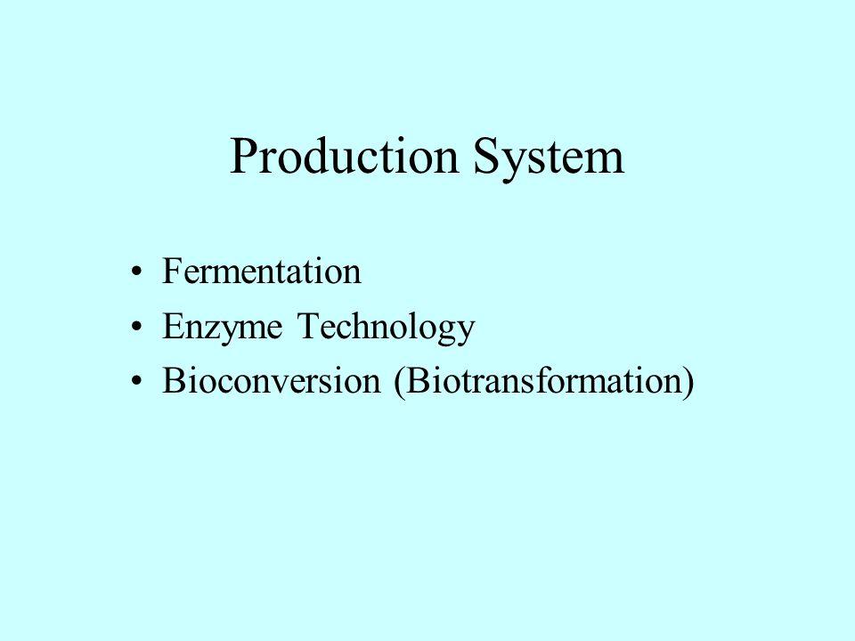 問題 相對於醱酵製程 (fermentation process) 而言,使 用固定化酵素或固定化菌體的生物轉化製程 (bioconversion process) 有哪些優點? 某研究人員在探討利用嗜熱真菌 (thermophilic fungi) 生產纖維素分解酵素的研究時,決定採 用固態醱酵 (solid-state fermentation) 的程序。試 問其可能的考慮因素為何? 下列名詞的內涵: Fed-batch cultivation, Idiolites, Trophophase, Type I fermentation, Solid-state fermentation, Submerged fermentation, Non- productive fermentor down-time