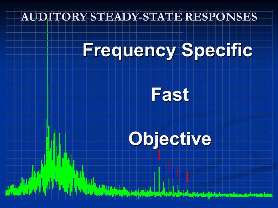PREDICTION OF LOUDNESS GROWTH FUNCTION FROM THE ASSR Predicted Loudness (fo) = B 0 + B 1 * Intensity + B 2 * Amplitude Y = 0.75X 0.4 Zenker Castro, Franz, Juan Barajas de Prat, Jose and Larumbe Zabala, Eneko (2008).