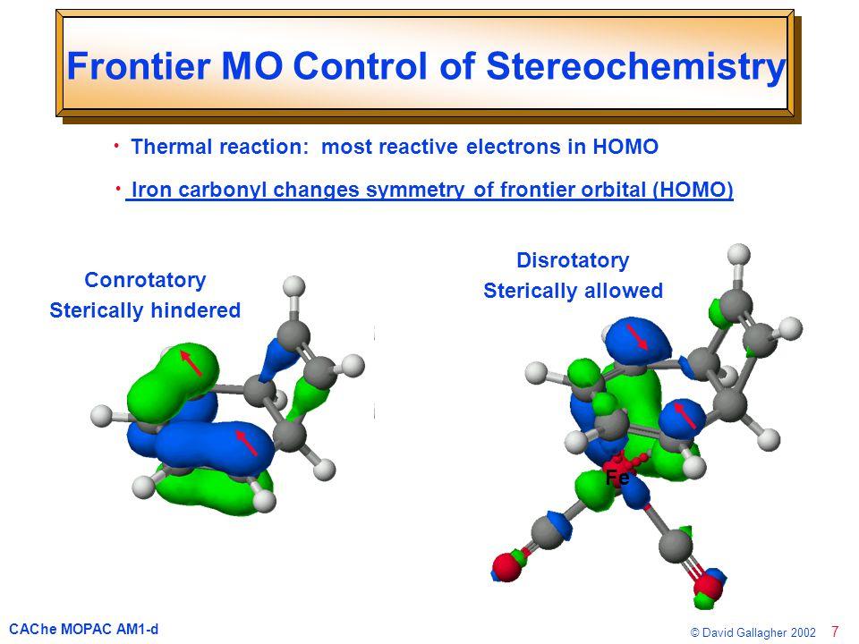 8 © David Gallagher 2002 Improve Yield, Minimize Byproducts 83% syn 17% anti methylnitrone monofluoroallene + .