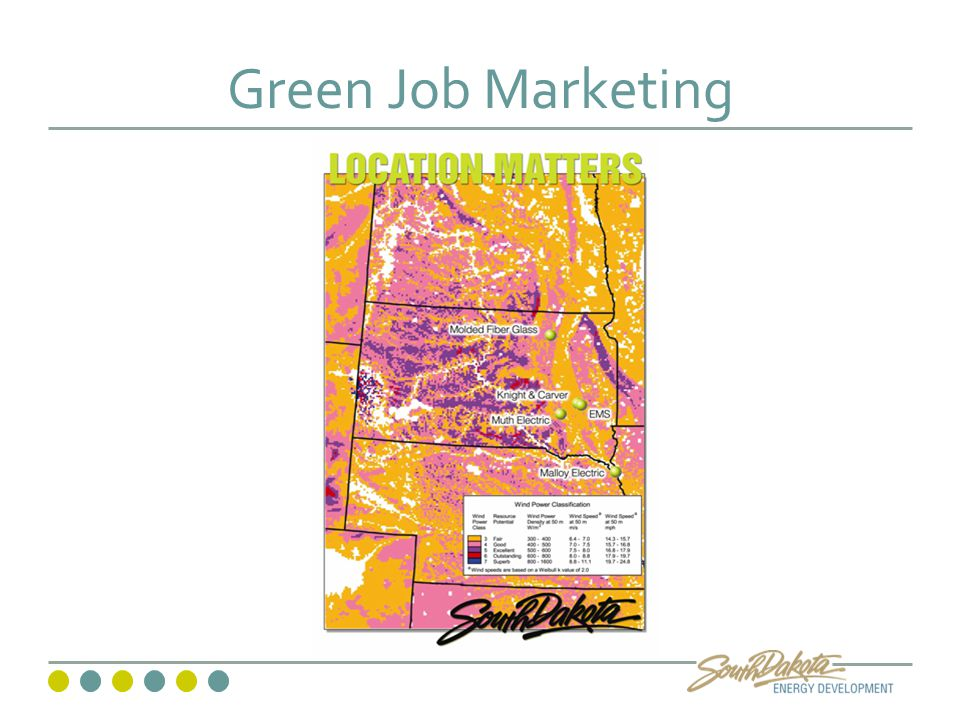 Green Job Marketing