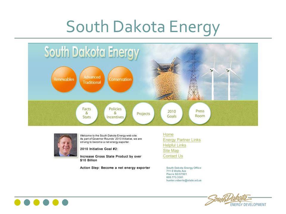 South Dakota Energy Infrastructure Authority