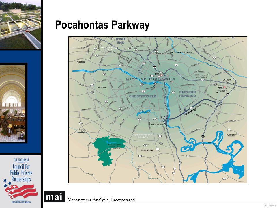 O102004008OMI Management Analysis, Incorporated Pocahontas Parkway