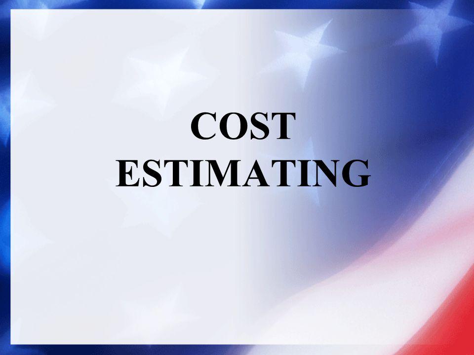  Supplemental Cost Estimates Actual Cost Lump Sum  Agreement Cost Estimate