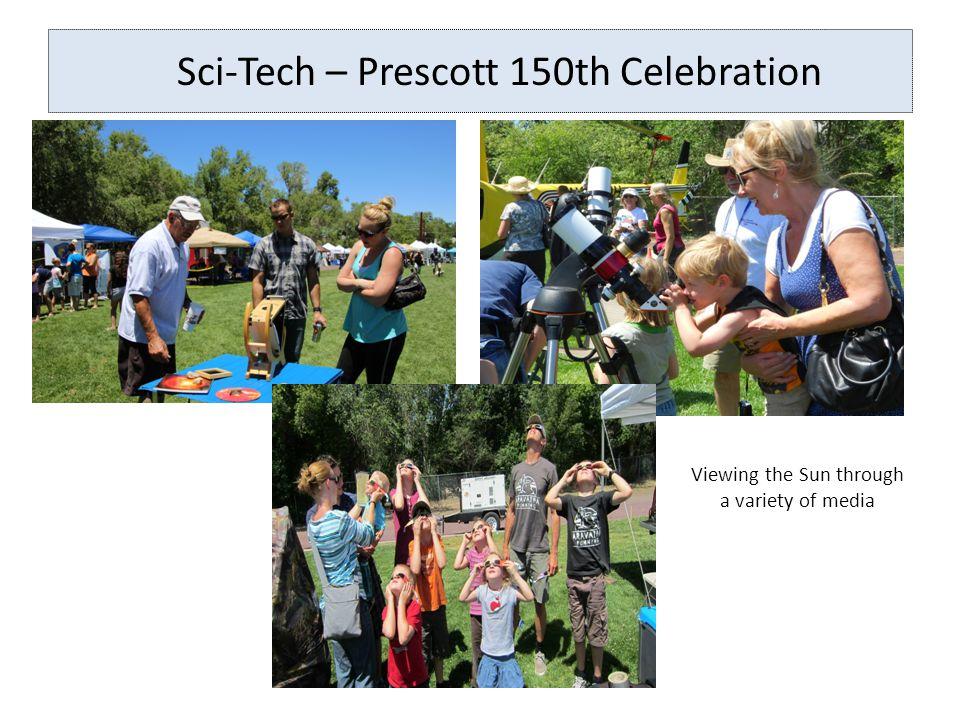 3 rd Thursday Talks Public outreach co-sponsored with the Prescott Library Partners: NASA OSIRIS-Rex, Catalina Sky Survey, Meteor Crater, ERAU, Lowell Observatory, NAU, USGS, Vatican Observatory Foundation Dr.