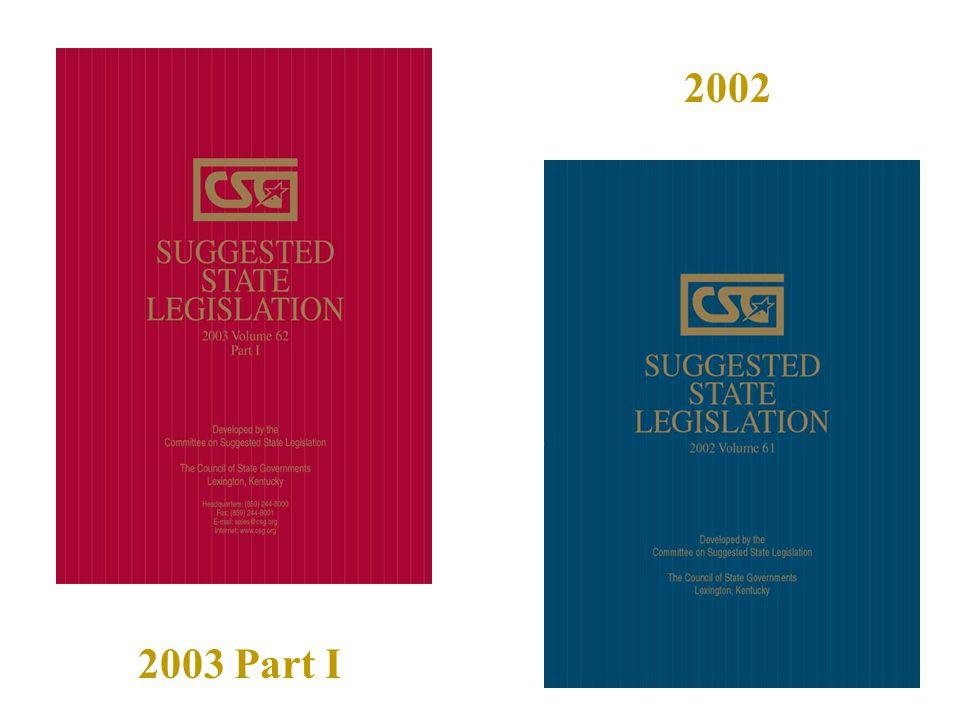 2003 Part I 2002