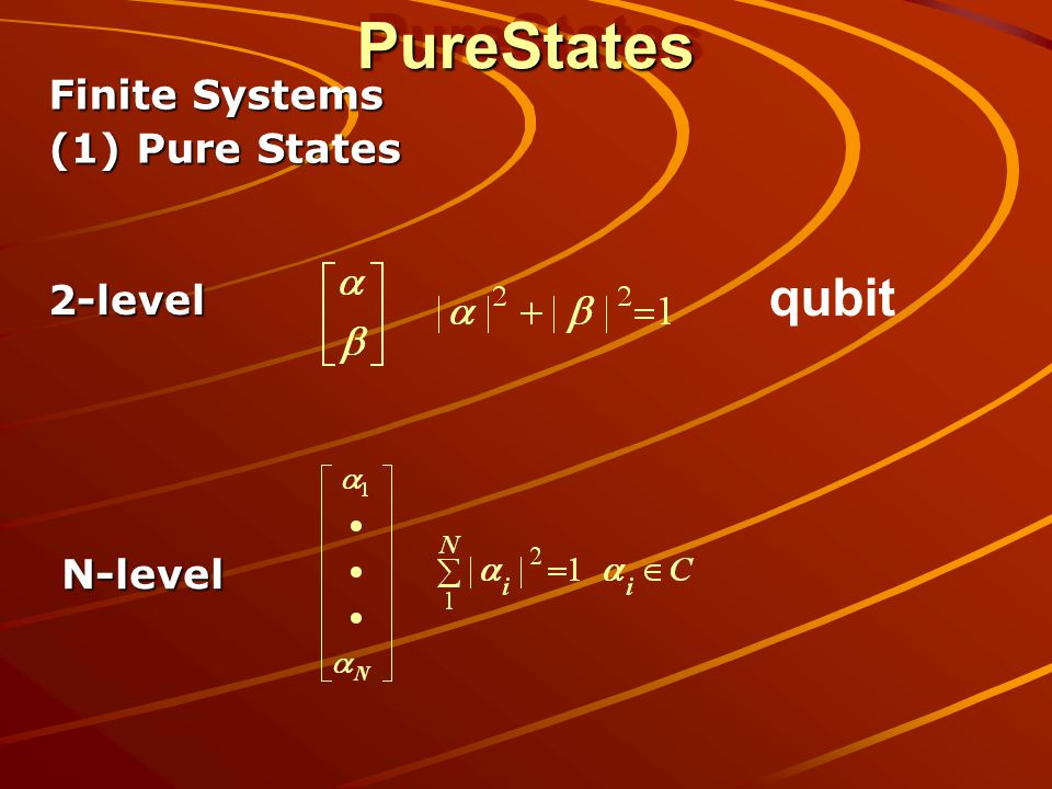 Three-Level System:PurePhase Decoherence Time (units of 1/) Eigenvalues