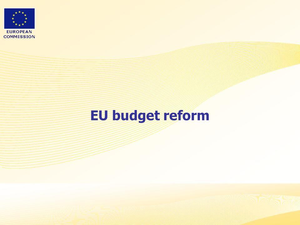 EU budget reform