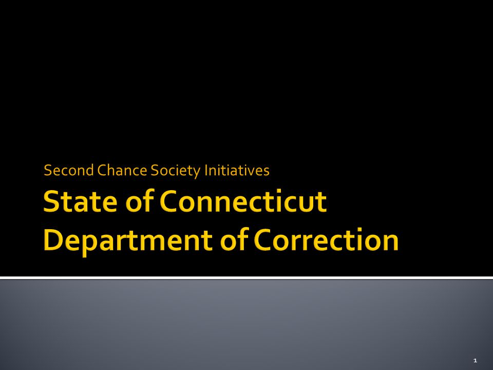  As the prison population decreases, the Department of Correction anticipates both an increase in the number of offenders who are supervised in the community on a variety of discretionary and non-discretionary statutes, but also a commensurate shift in staff and other resources to the community.