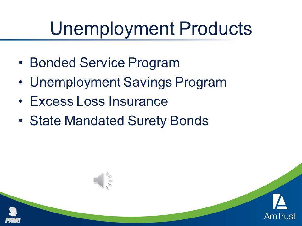 Unemployment Products Meeting the Needs of Nonprofits