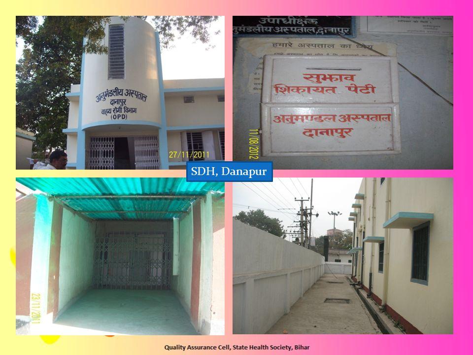 SDH, Danapur