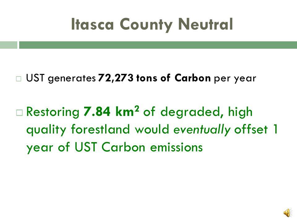 13x13 Window  1,397 tons Carbon = Window SUM  Window Size: 152,100 m² = 0.1521 km²  Landscape-scale Carbon trends