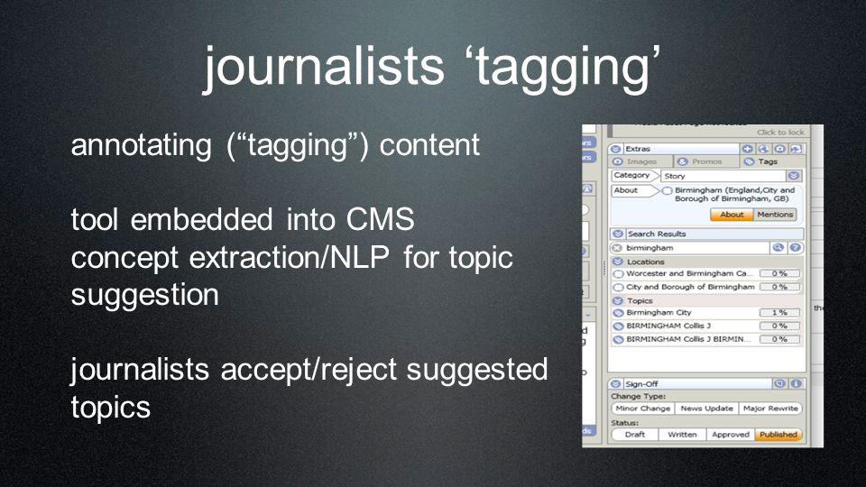 pilot – location tagging it worked… except when big stories broke we write several articles about the same storyline