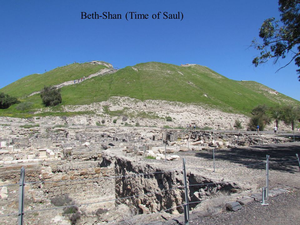 Beth-Shan (Time of Saul)
