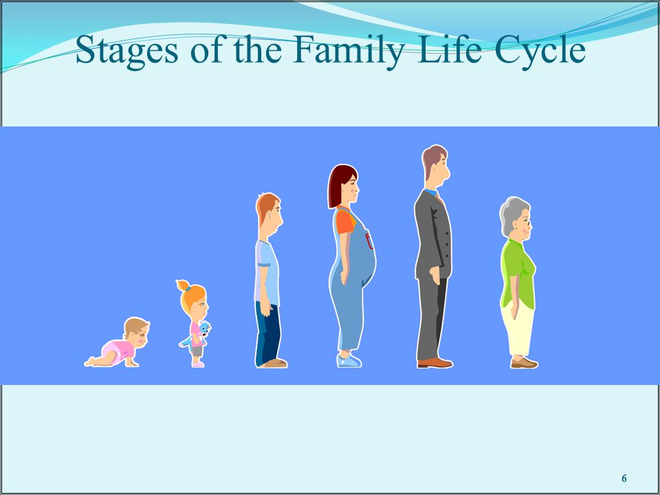 6 Stages of the Family Life Cycle